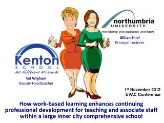 How work-based learning enhances continuing professional development for teaching and associate staff within a large in