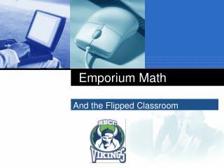 Emporium Math