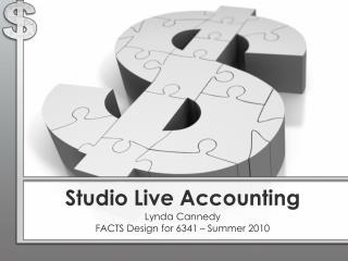 Studio Live Accounting