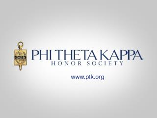 www.ptk.org