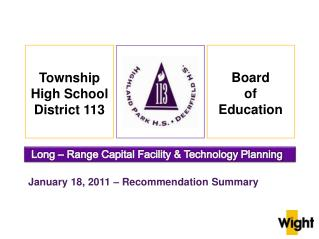 Township High School District 113
