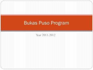 Bukas Puso  Program