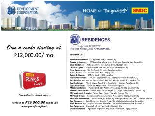 Earn unlimited extra income...  As much as   P10,000.00  awaits you       when you refer a friend..