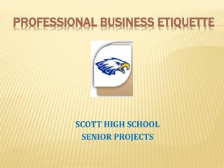 Professional Business Etiquette