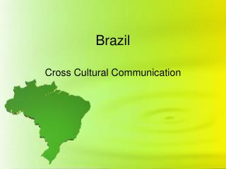 brazil cross cultural dynamics of doing However, doing business in a new distant location requires cultural  understanding  and adapting marketing strategies across different cultures is  necessary  static and suggests that culture-related issues are dynamic, vibrant  and intricate.