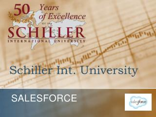 Schiller Int. University
