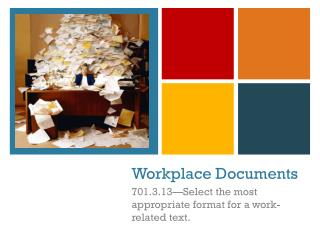 Workplace Documents