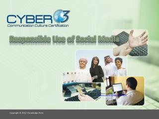 Responsible Use of Social Media