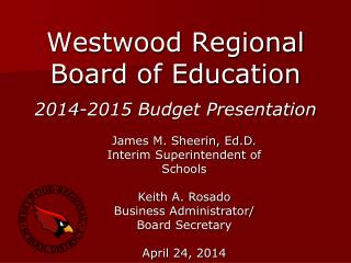 Westwood Regional  Board of Education