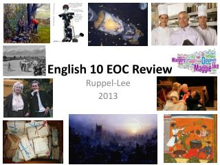 English 10 EOC Review