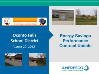 Oconto Falls School District