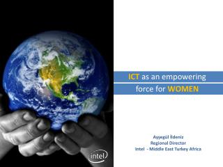 ICT  as an empowering