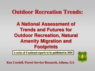 Outdoor Recreation Trends:
