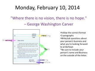 Monday, February 10, 2014