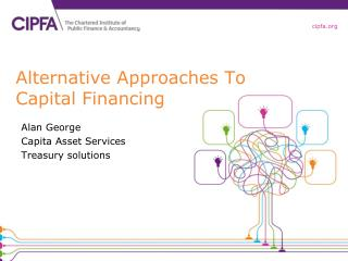 Alternative Approaches To Capital Financing