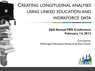 Creating longitudinal analyses using linked education and workforce data