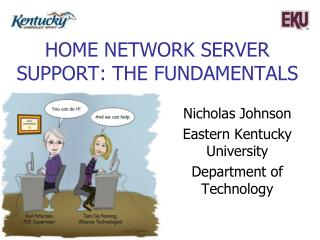 Home  NETWORK server  support: the fundamentals