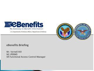 eBenefits Briefing