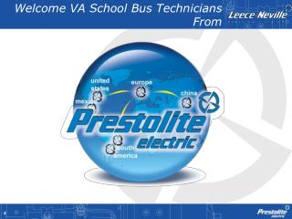 welcome va school bus technicians from