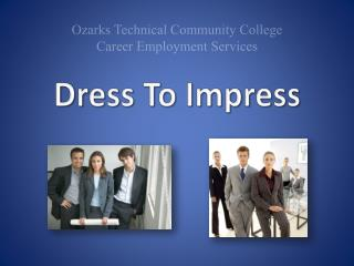 Ozarks Technical Community College Career Employment Services