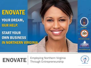 ENOVATE YOUR DREAM ,  OUR HELP. Start your  own  business in northern  Virginia