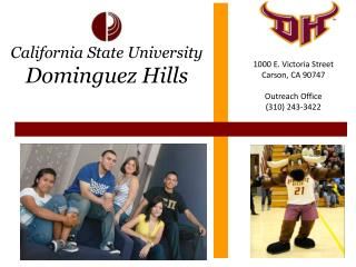 California State University  Dominguez Hills