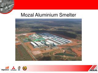 mozal aluminium smelter