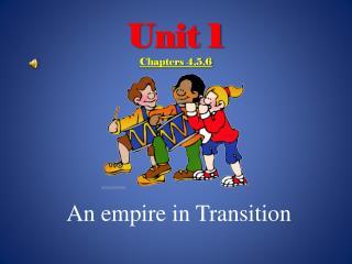 Unit 1 Chapters 4,5,6