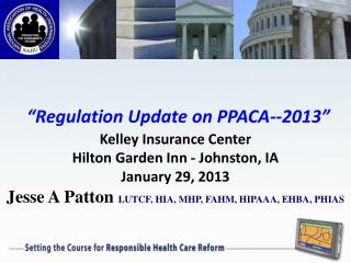 Health Reform Implementation…