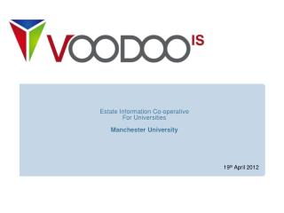 Estate Information Co-operative For Universities Manchester University