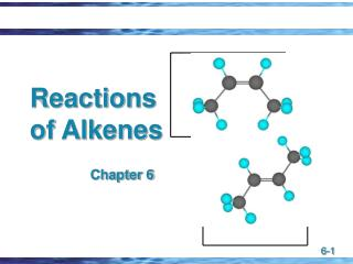 6.1  characteristic reactions,  table 6-1