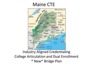 Maine CTE