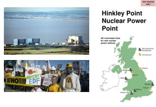 Hinkley  Point Nuclear Power Point