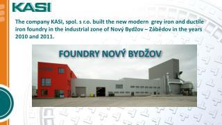 FOUNDRY Nový Bydžov