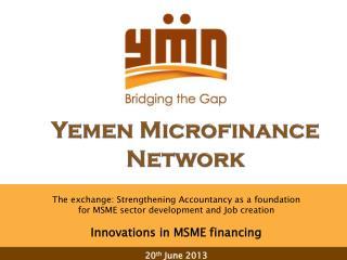 Yemen Microfinance Network