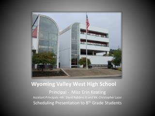 Wyoming Valley West High School