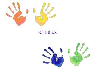 ICT Ethics