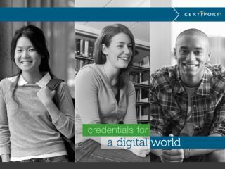 Pearson VUE Acquires  Certiport