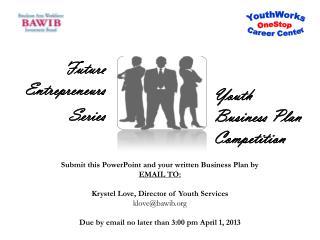 Future Entrepreneurs  Series