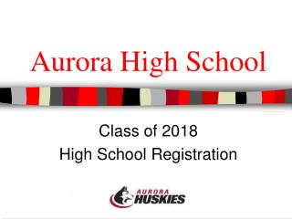 Aurora High School