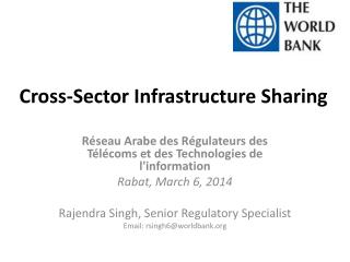 Cross-Sector Infrastructure Sharing