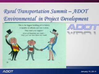 Rural Transportation Summit – ADOT Environmental  in Project Development