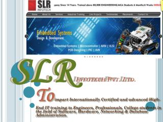 SLR Infotech  Pvt. Ltd.