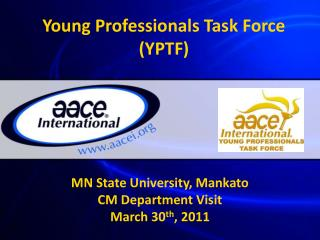 Young Professionals Task Force (YPTF)
