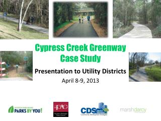 Cypress Creek Greenway Case Study