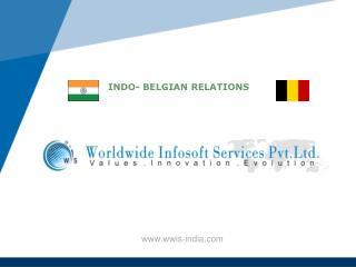 INDO-  BELGIAN  RELATIONS