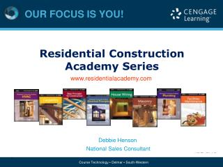Residential Construction Academy  Series