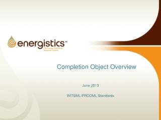 Completion Object Overview