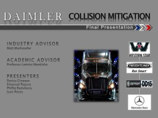 COLLISION MITIGATION