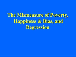 26PovertyBiasRegression